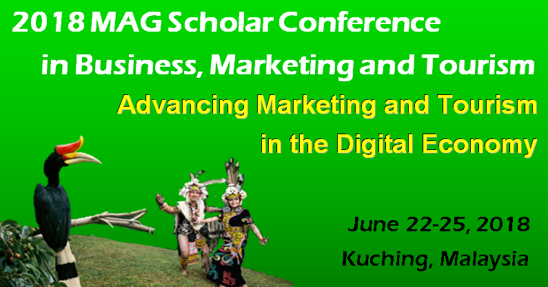 2018 MAG Scholar Conference in Business, Marketing & Tourism June 2018 Year 2018 Past Listing