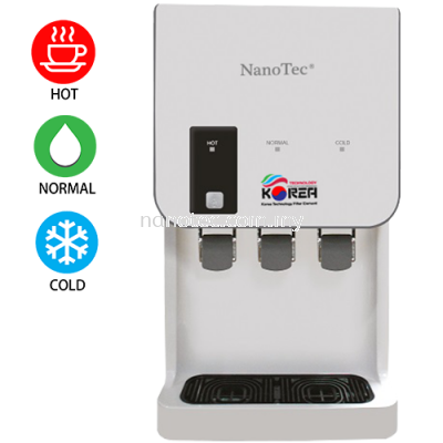 NanoTec Water Dispenser 2903 Tabletop/Countertop (Hot/Normal/Cold)