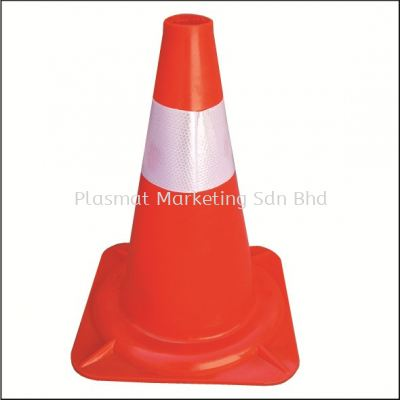 SAFETY CONE 18""