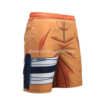 Digital Print Shorts
