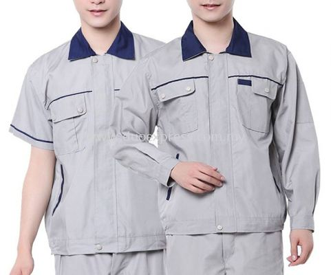 Factory & Manufacturing Work Uniform