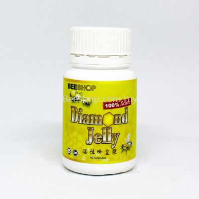 DIAMOND JELLY 60 CAPSULES