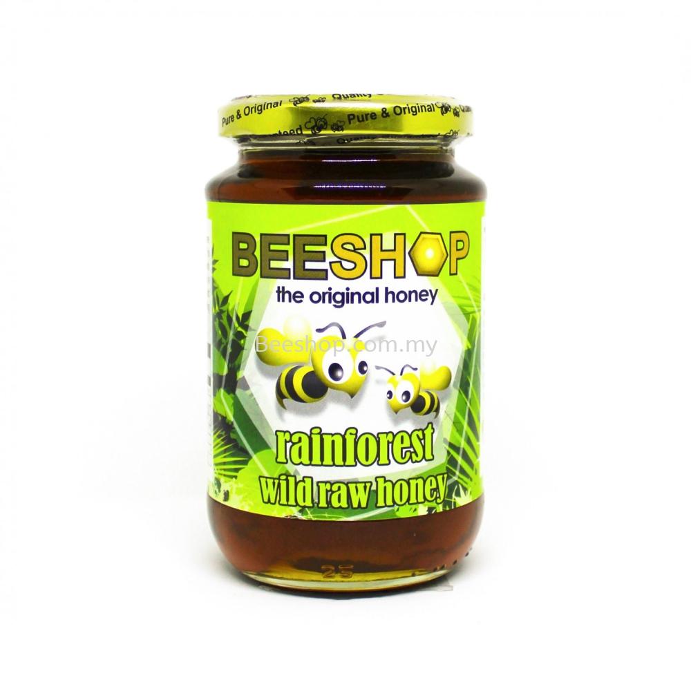 Rainforest Wild Honey 480g RAINFOREST WILD RAW HONEY  Kulai, Johor Bahru, JB, Malaysia Supply, Supplier, Suppliers, Wholesaler | Eco Bee Shop Sdn Bhd