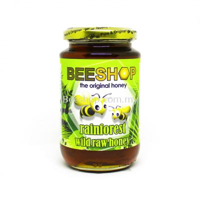 Rainforest Wild Honey 480g