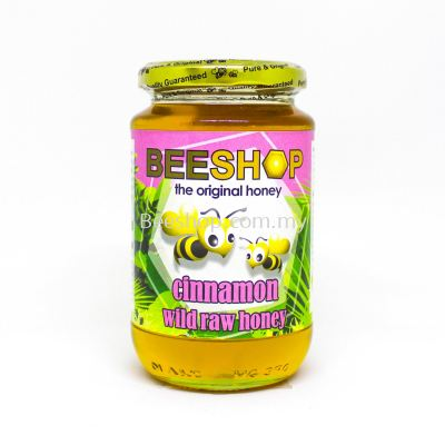 Cinnamon Wild Honey 480g