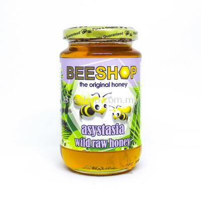 Asystasia Wild Honey 480g