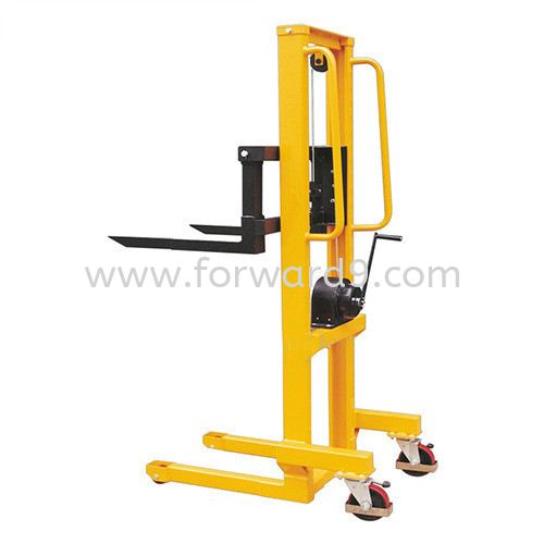 WS 0518 Winch Stacker Material Handling Equipment