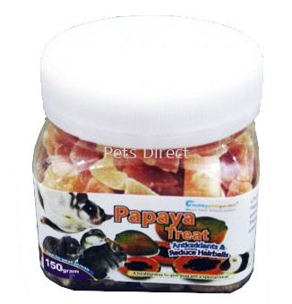 Chubby Pets Gadern Sugar Papaya Treat (150g)