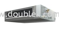 FBQ100E / RZR100MY (4.0HP R410A Inverter) Ceiling Concealed Series Daikin Air Cond