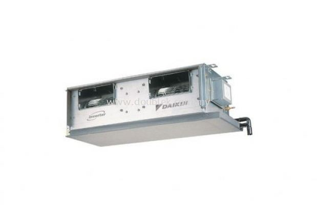 FDMR10C / RR10D (1.0HP R410A Inverter Wired)