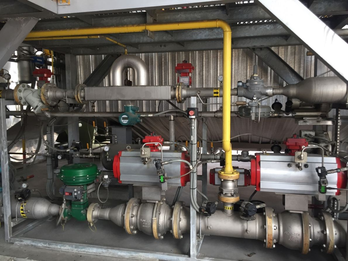 Heat Recovery Steam Generator Duct Burner Inspection And Annual Maintenance Works