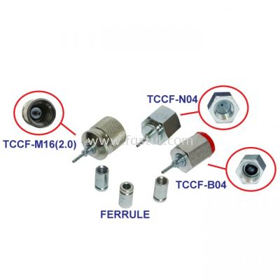 SOCKET FITTING & FERRULE