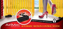 Aemac Automatic Motion Control System Swing & Folding Gate Autogate