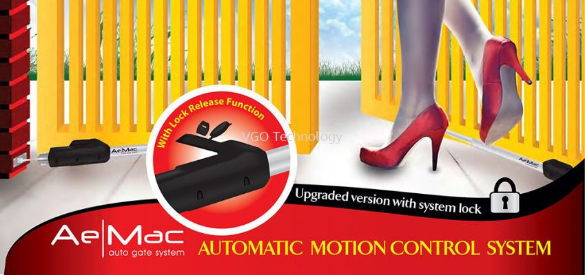 Aemac Automatic Motion Control System