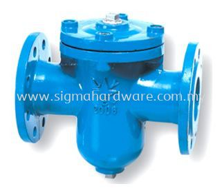 Ductile Iron T Pot Strainer