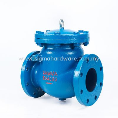 Cast Iron Swing Check Valve