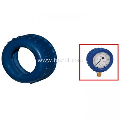PRESSURE GAUGE RUBBER COVERS 2' 1/2