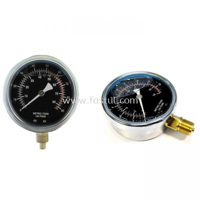 PRESSURE GAUGE 4'-13/16(20T)-20TON BOTTOM