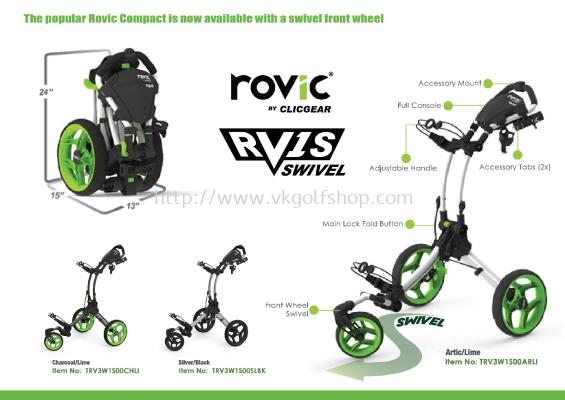 Rovic RV1S Golf Carts