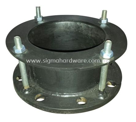 Mild Steel Mechanical Flange Adaptor