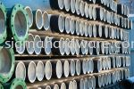 Mild Steel Cement Lined Pipe Mild Steel Pipes