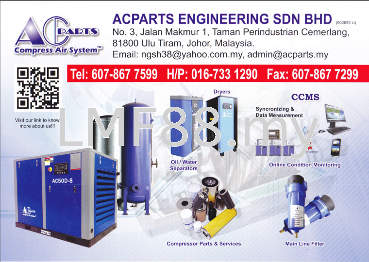 Compress Air System