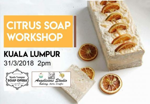 DIY Citrus Soap Workshop