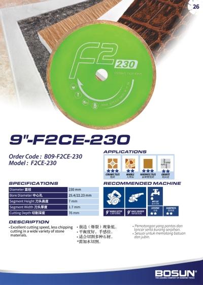 """9"""" F2CE"""