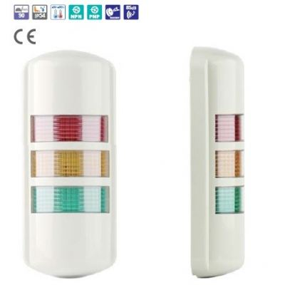 WALL MOUNT TOWER LIGHT - iCON IV9 SERIES Malaysia Thailand Singapore Indonesia Philippines Vietnam Europe USA