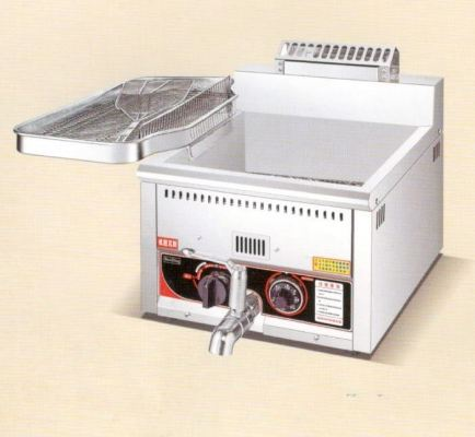 Commercial Deep Fryer BDH-15L
