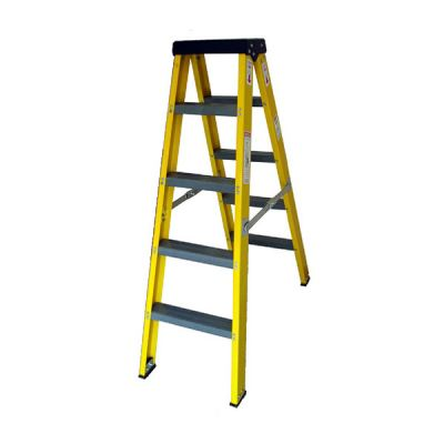 Fibre Glass Double Step Ladder