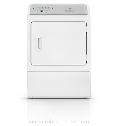 Speed Queen Electric Dryer ADEE9B White