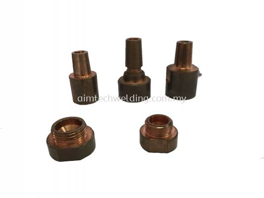 ELECTRODE NUT COVER& NUT BODY