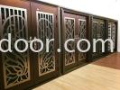 Bago Security Door