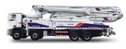 49X-6RZ Truck Mounted Pump