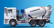 8m3 Concrete Mixers