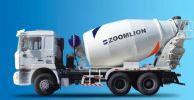 9m3 Concrete Mixers