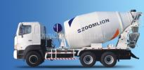 10m3 Concrete Mixers