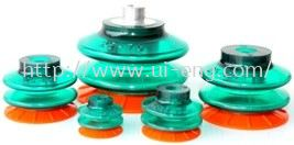 2.5 Bellow - 30-60 Shore Suction Cups