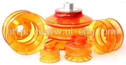 2.5 Bellow - 60 Shore Suction Cups