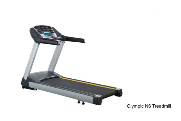 OLYMPIC N6 Heavy Duty Treadmill