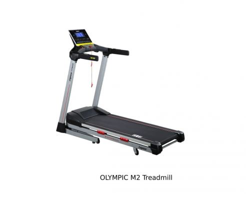 M2 OLYMPIC Home Use Treadmill 2.5HP