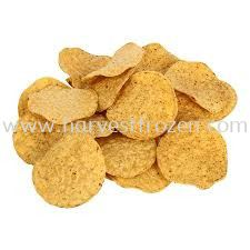 Mission Yellow Round Chips 500g x 1pkt