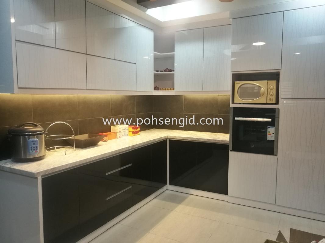 4g Glass Kitchen Cabinet Cheras Kitchen Seremban Senawang Negeri