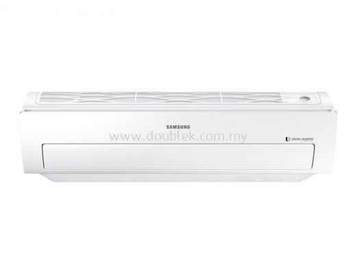 AR09JRFSTWKNME (1.0HP R410A A3050 Non-Inverter Deluxe Triangle with Faster Cooling)