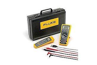 Fluke 179-61 Industrial Multimeter and Infrared Thermometer Combo Kit