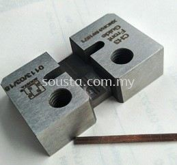 Tools with brazed carbide for wire industry