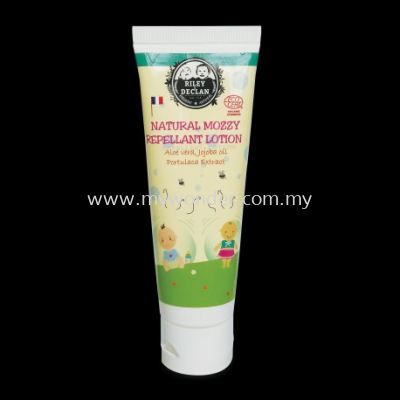 Riley & Declan Natural Mozzy Repellant Lotion