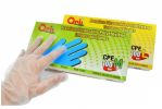 Glove - ORII (CPE) Disposable Gloves Others Packaging