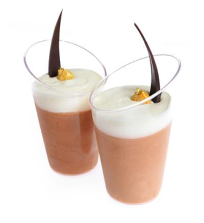Dessert Cup Round  160ML